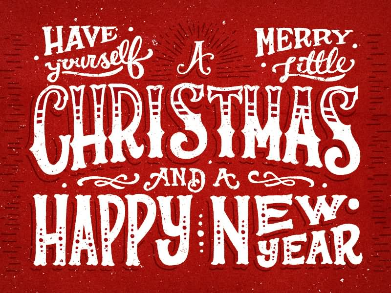 Christmas Wishing You Year Your Happy And Family Quotes New And Merry