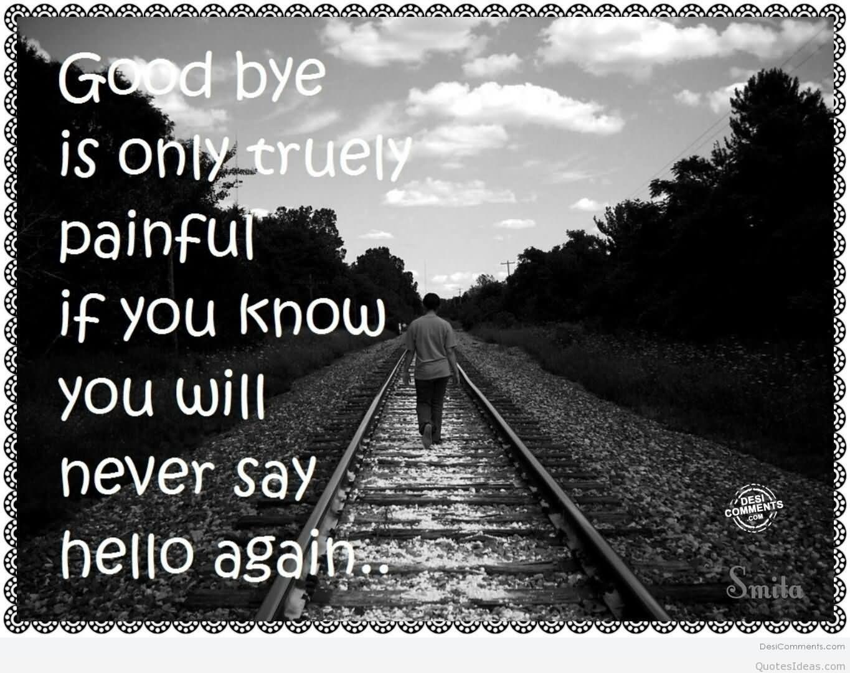 10 Sad Goodbye Images