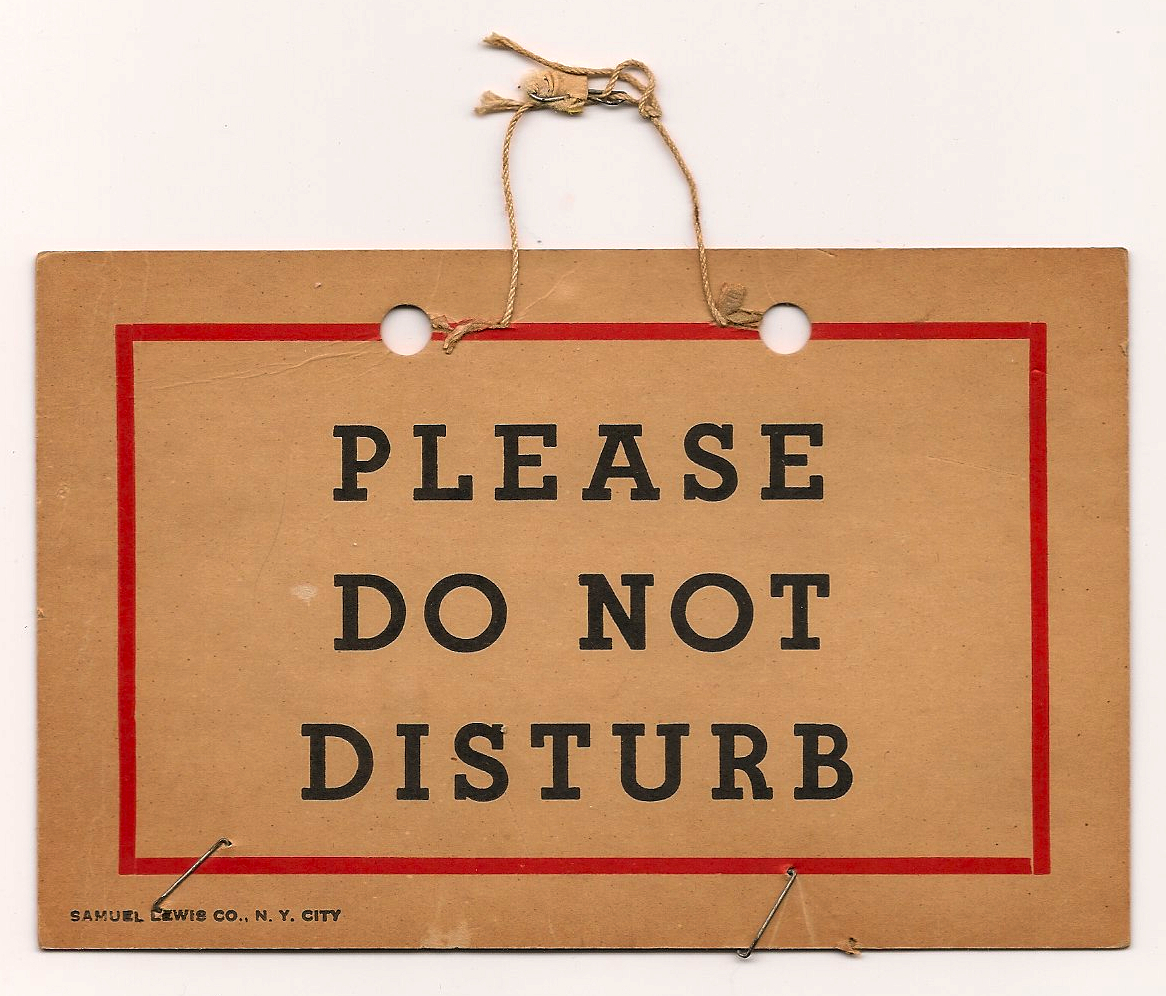 please use back door sign printable