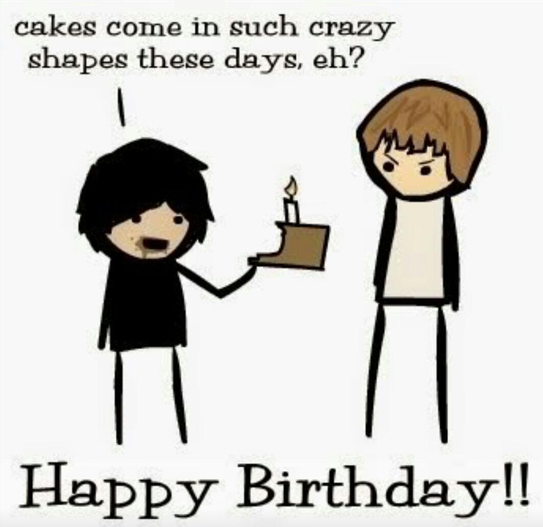 Funny Happy Birthday Wishes Quotes