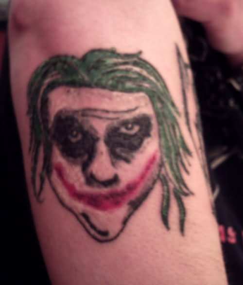 55+ Cool Joker Tattoos