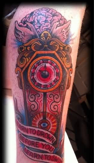Inner Arm Tattoos Men