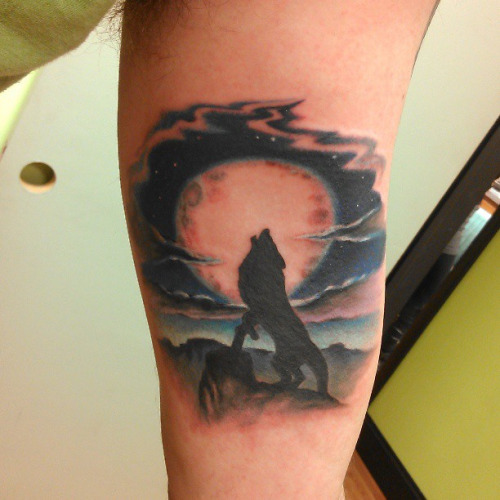 37 Incredible Coyote Tattoos