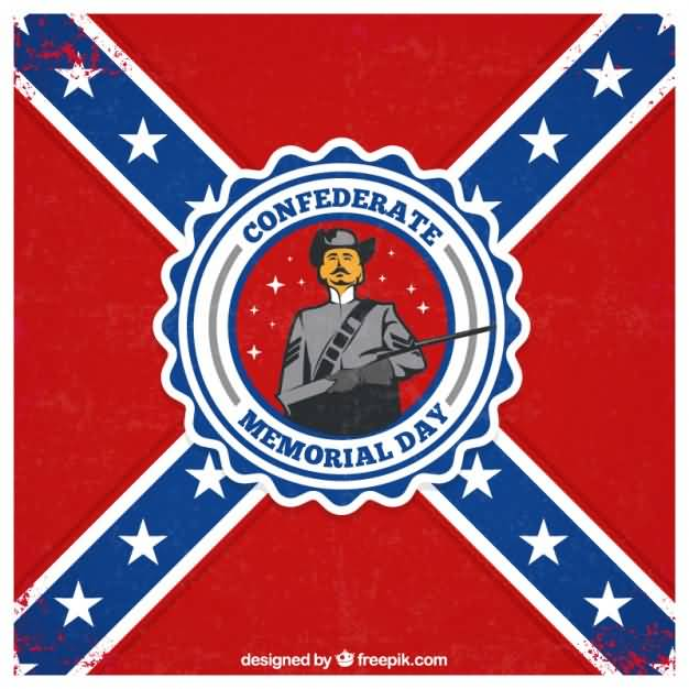Us And Confederate Flags Tattoos