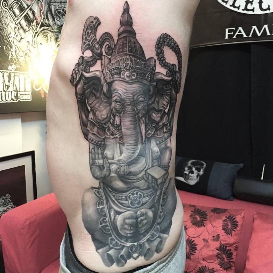 ganesha tattoo for men - 960×960