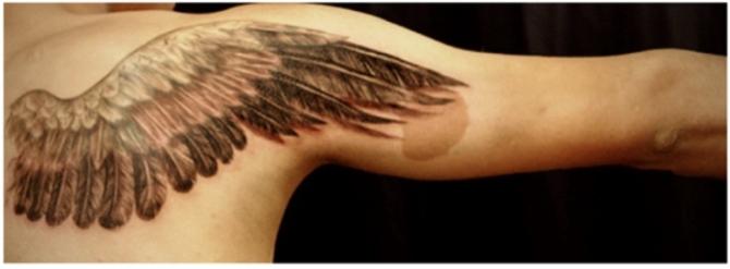 Wings Eagle Tattoo