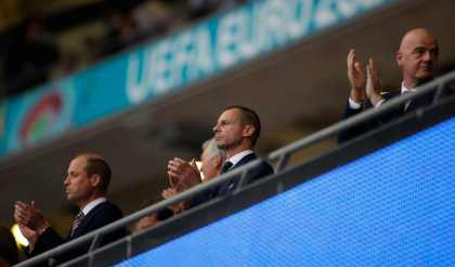 Monetary just play; the UEFA revolution
