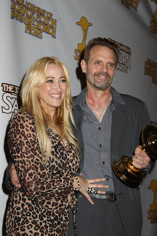 Jennifer Blanc-Biehn and Michael Biehn at the 37th Annual ...