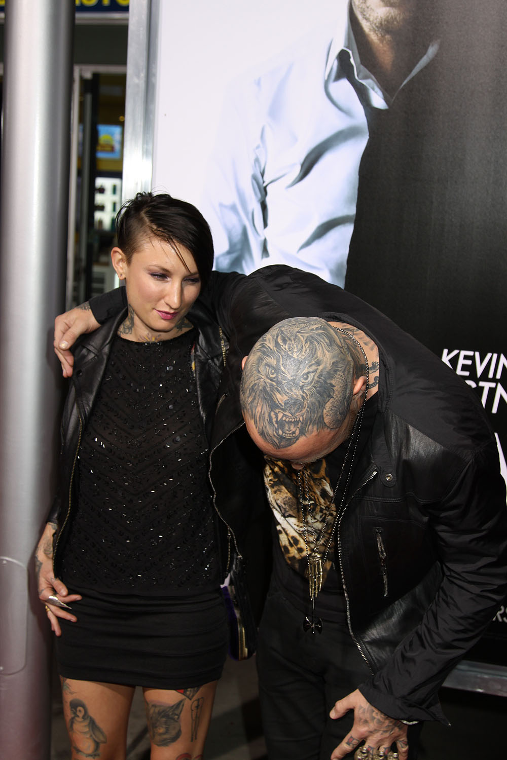 Exclusive Photos From 3 Days To Kill U S Premiere