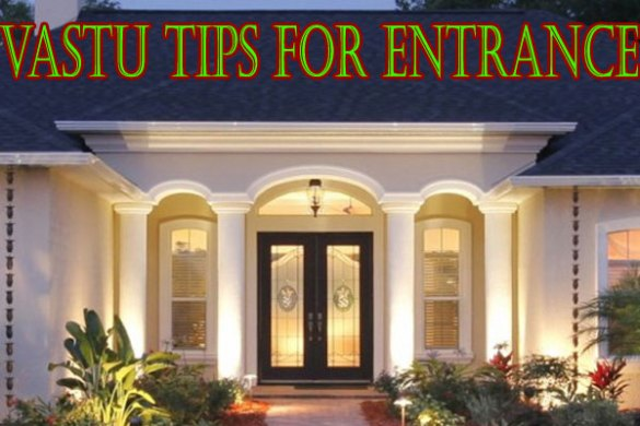 Vastu Tips for Entrance Door