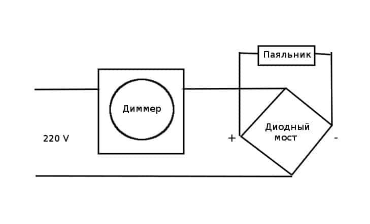 LM317 mikrokredsløb;