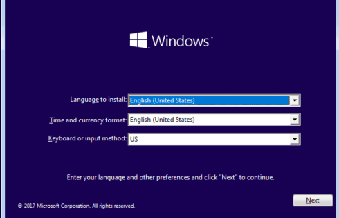 Download and Evaluate Windows Operating System