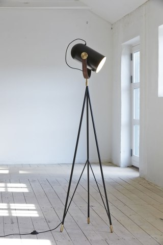 Scandinavisch design  moderne leeslampen en uplights Staande Lamp Uplight Led Design