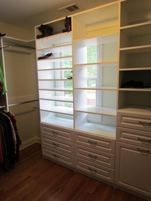 Atlanta Closet Amp Storage Solutions Windows