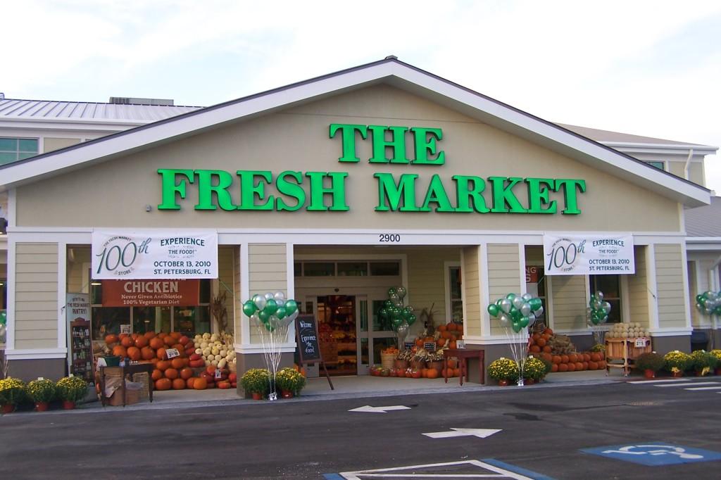 Fresh Grocer Customer Service