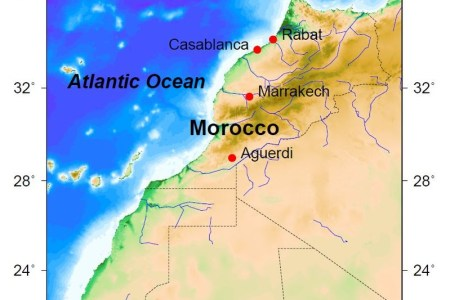 morocco location map » ..:: Edi Maps ::.. | Full HD Maps