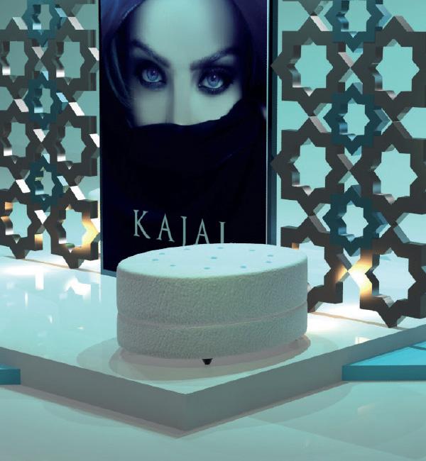 Fragrance Podium And Point Of Sale Elements Design Tarek