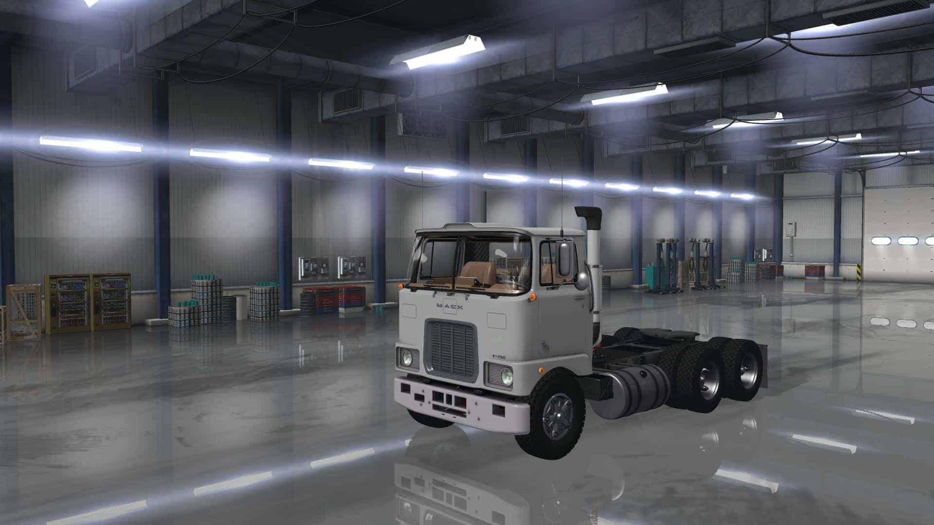 Mack F700 1 35 X Truck Ats Mod American Truck