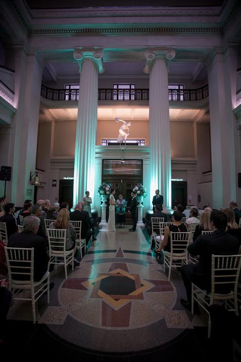 Weddings Venue Hire Auckland War Memorial Museum