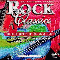 [CD] The Royal Philharmonic Orchestra: Rock Classics 2