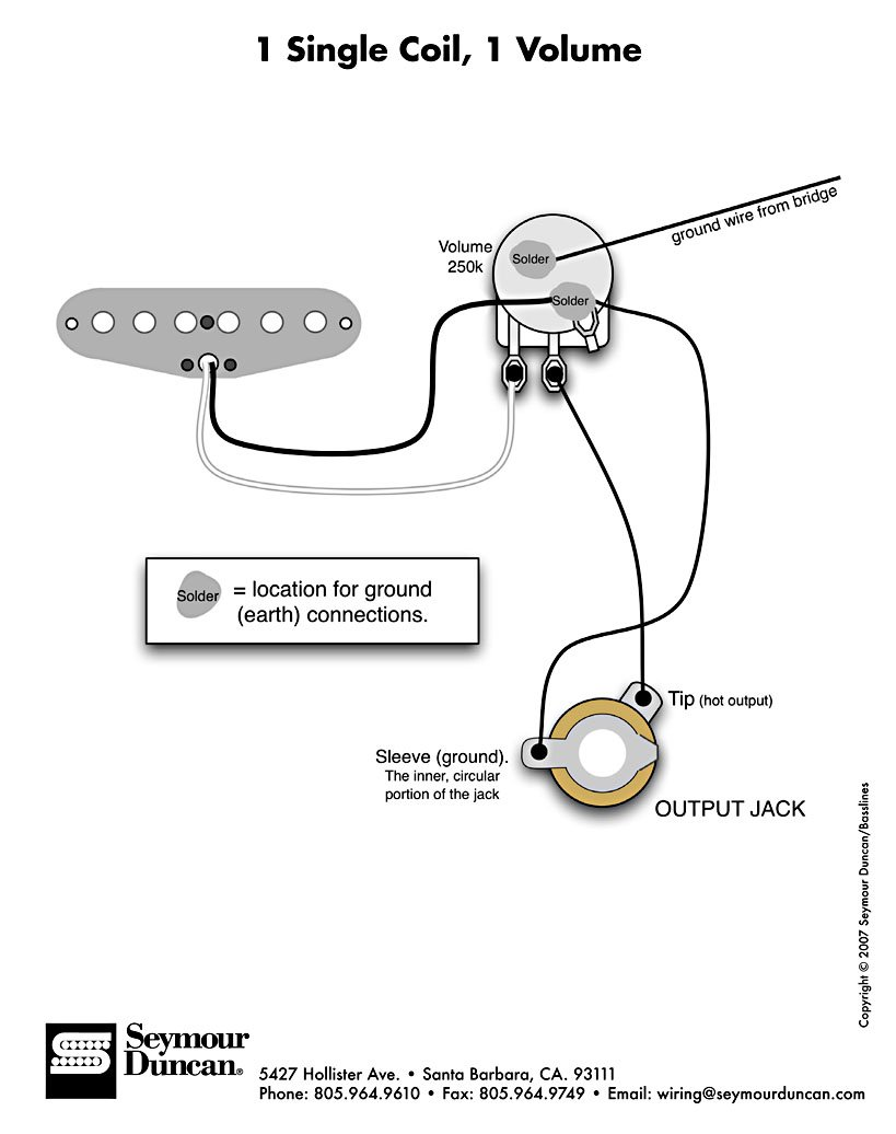 Guitar Electric Diagram 2 Humbucker Volumm 1 Tone Wire Volumms 1tone Humbuckers