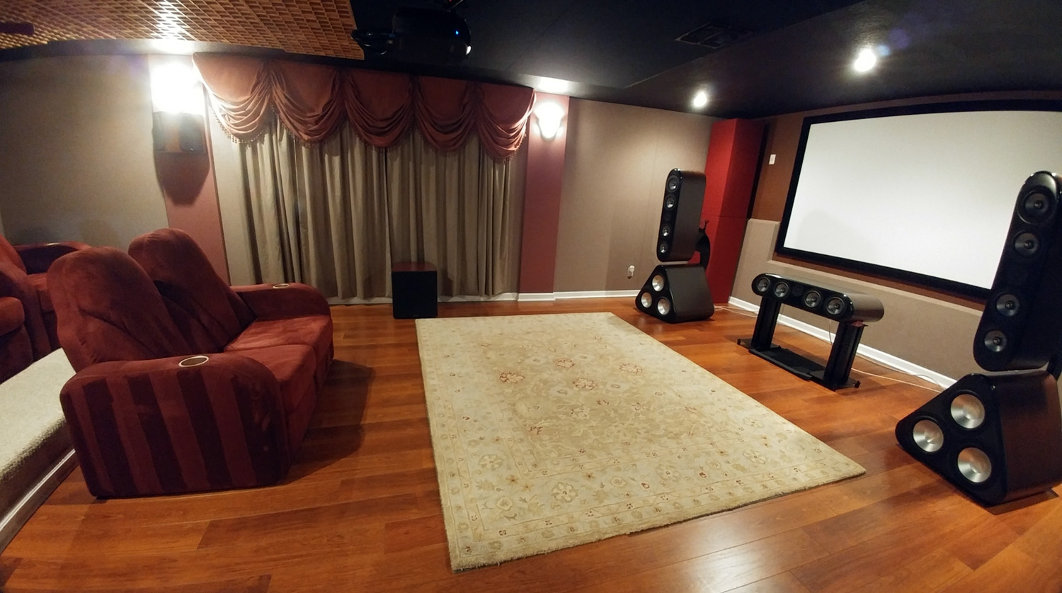 How To Convert A Regular Room To A Home Theater Audioholics