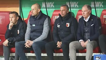 FC Augsburg: The FCA speak: Improved, misplaced and now the ultimate in opposition to Bremen