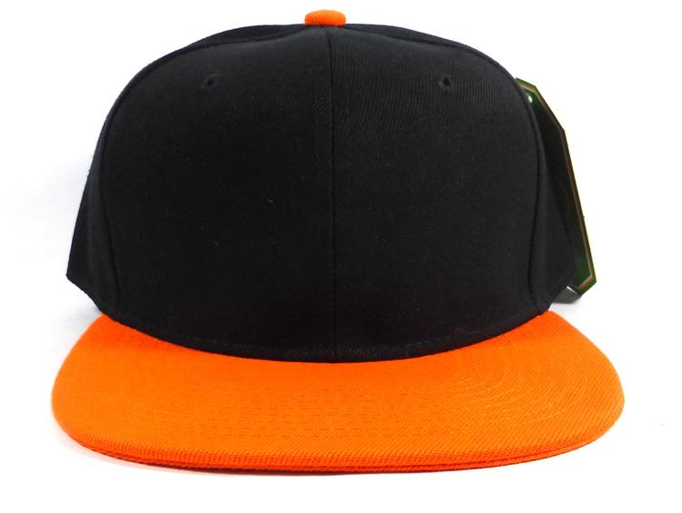 Hats Are Black And Orange