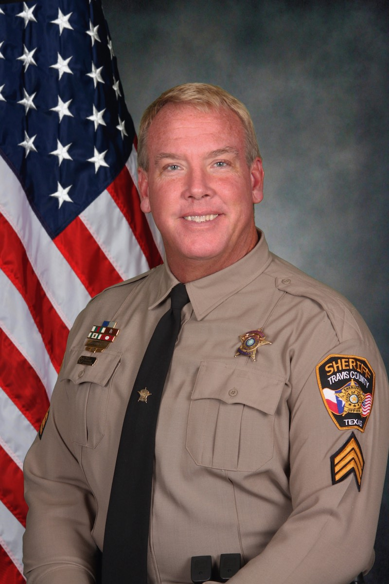 Travis County Sheriff S Office Sergeant Shot Dead Monday