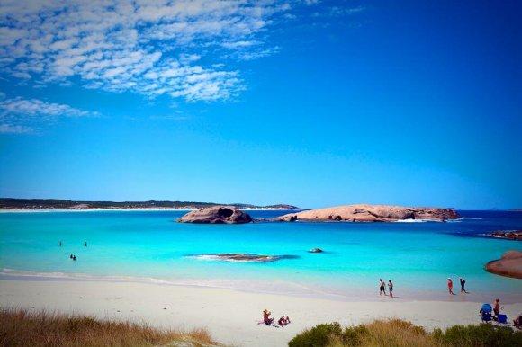 Twilight Bay Esperance South West In Western Australia