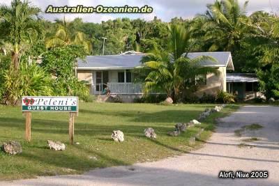 Niue Island - accomodation