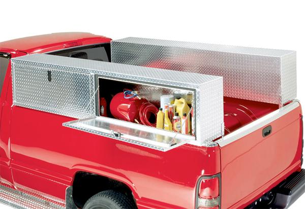 Deflecta Shield Challenger Topside Truck Storage Box