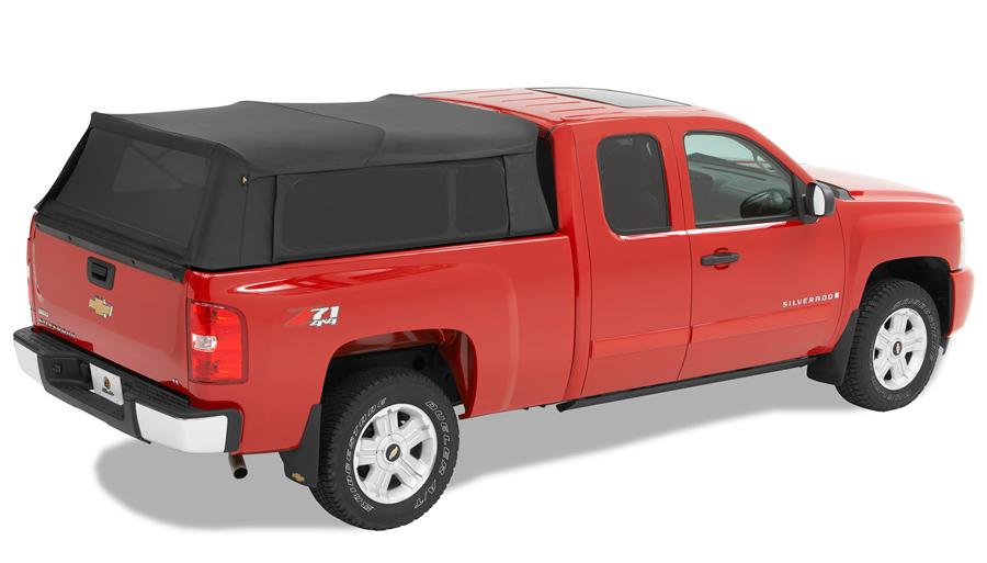 Bestop Supertop Truck Camper Shell - Free Shipping