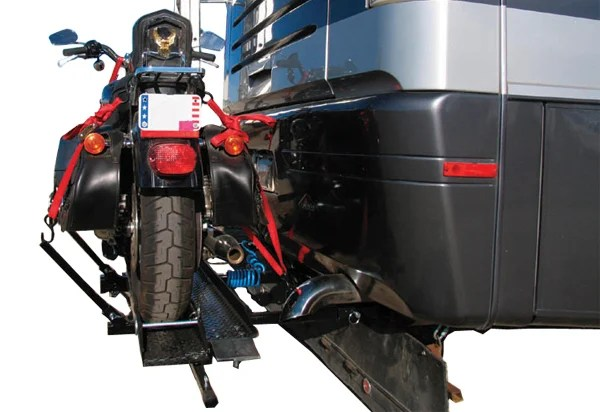 Blue Ox Motorcycle Hitch Carrier Blue Ox Rv Motorcycle