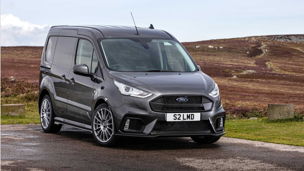 Foto Ford Ms Rt Transit Connect 2020 Ford Transit Connect