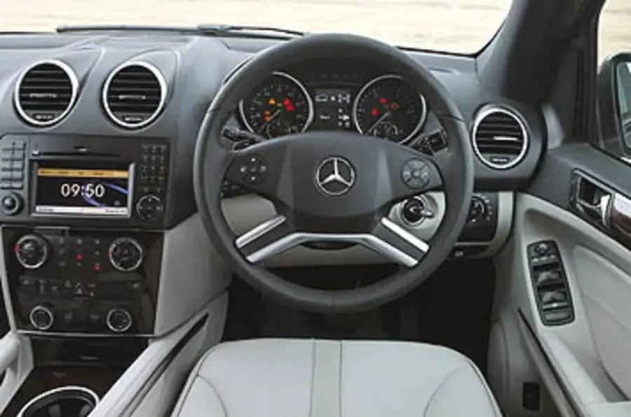 Mercedes Ml 320 Cdi Sport Review Autocar