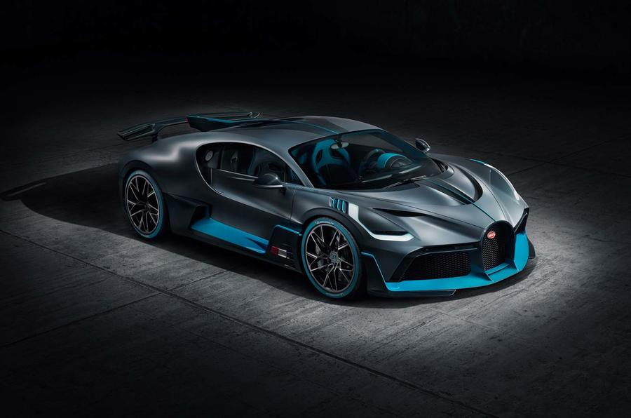 New Bugatti Divo Track Focused Chiron Based Hypercar