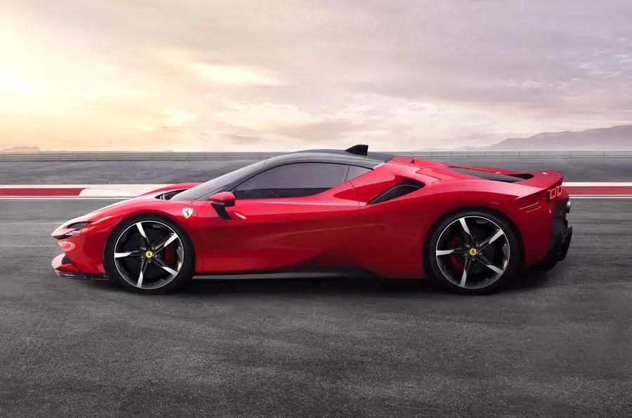 SF90 Stradale hybrid is most powerful Ferrari road car yet ...