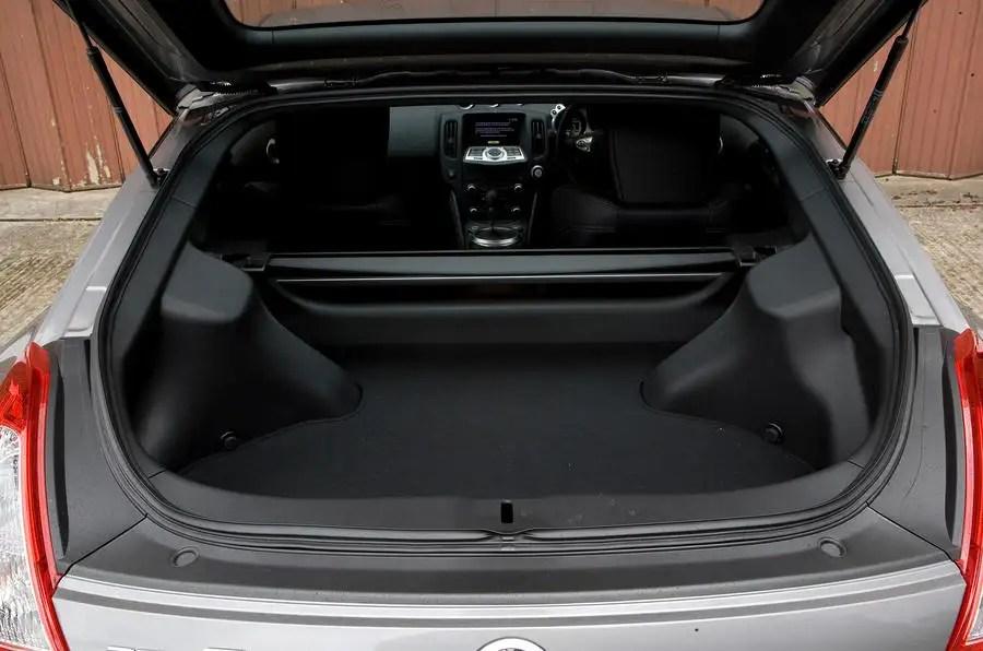 Nissan Qashqai Interior Dimensions