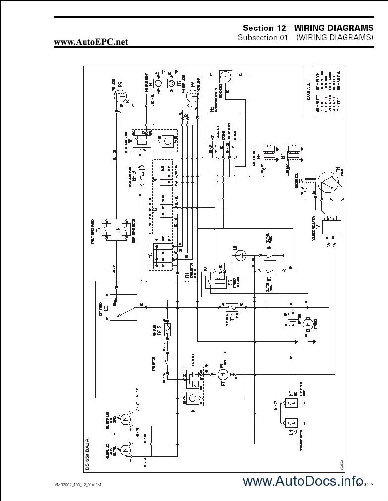 Baja 90 Atv Wiring Diagram Go Cart