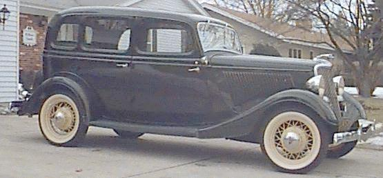 1933 Ford Roadster Coupe