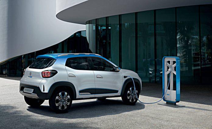 Renault Bringt 2019 Neues Elektroauto F 252 R China