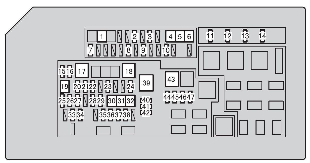 2012 Diagram Tundra Toyota Engine