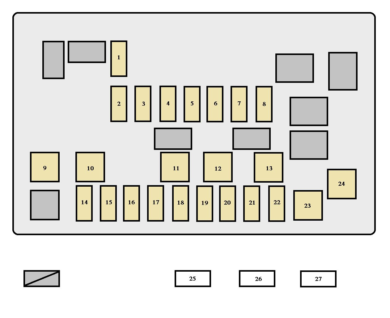2006 Trailblazer Wiring Diagram Engine