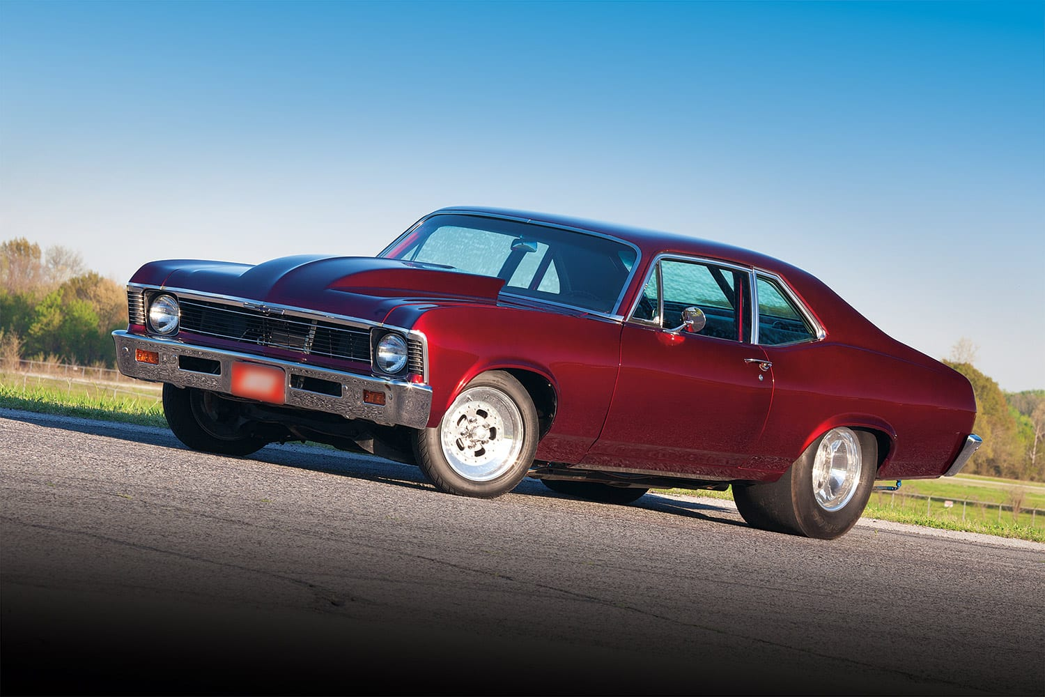The Chevy Nova Through the Years