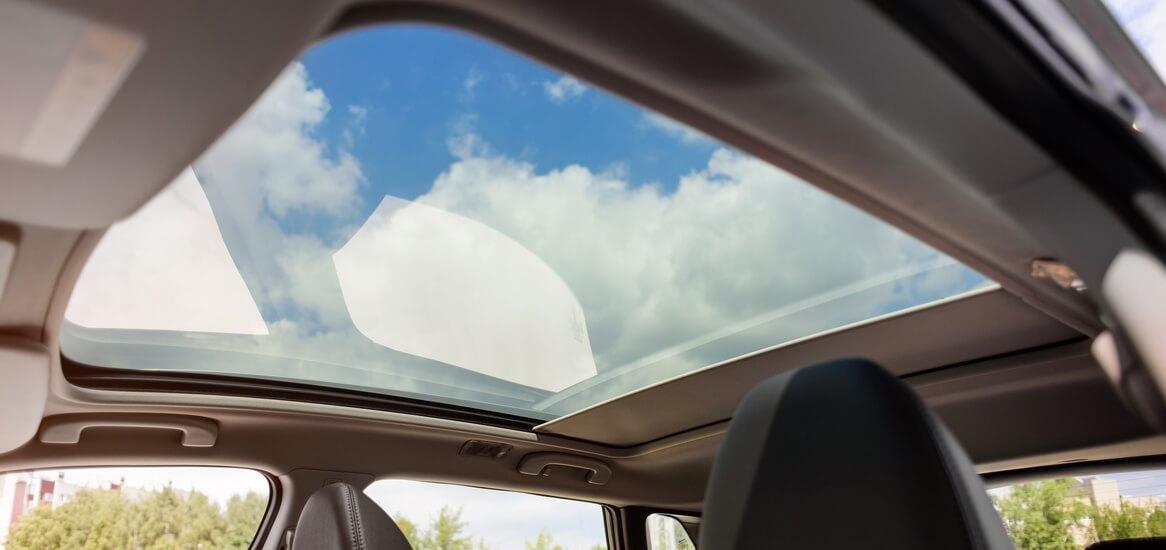 Pop Sunroofs Cars