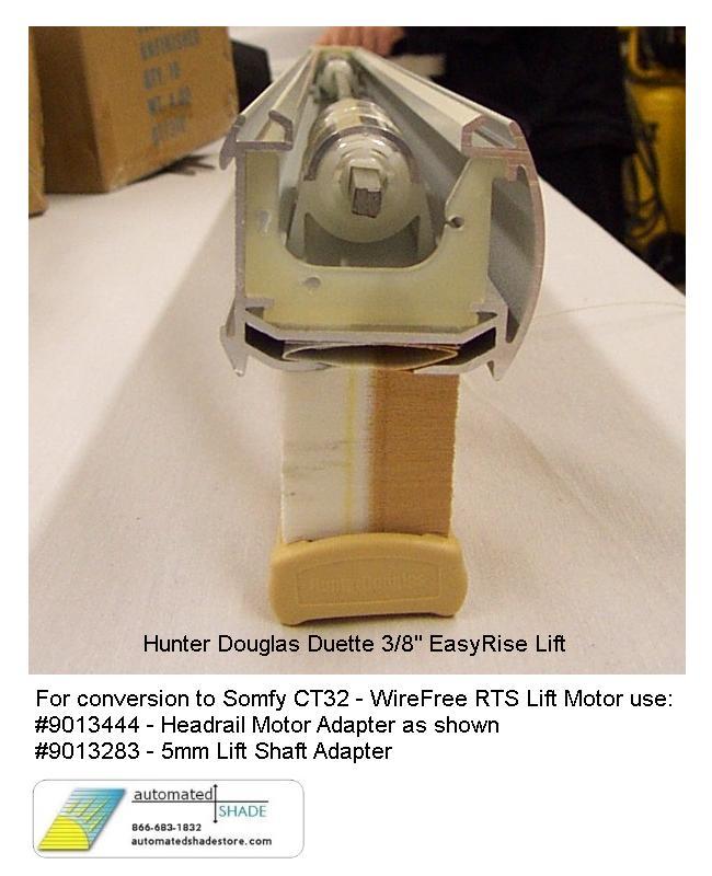Cellular Douglas Part Hunter Shade
