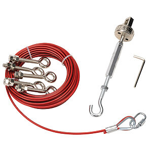 Safety Cable Pull Switch Rope Pull Switches