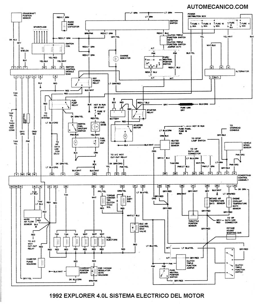 Fordex fordex5 99 ford ranger wiring diagram at free freeautoresponder co
