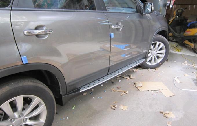 Oe Style Car Side Protection Strips For Kia Sorento 2009